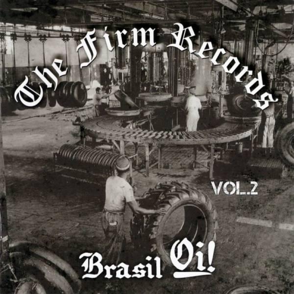 V/A – Brasil Oi! Vol.2 , CD