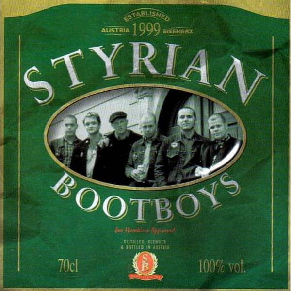 Styrian Bootboys - Bottled with Pride, CD
