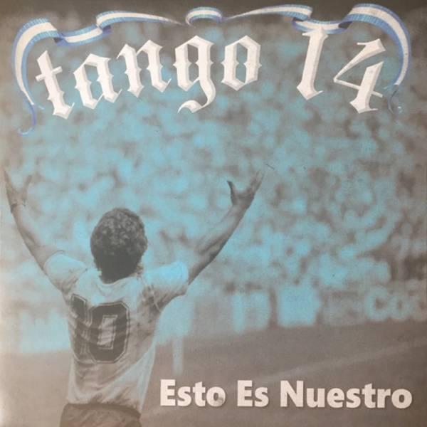 Tango 14 - Esto es nuestro, LP lim. 522, verschiedene Farben