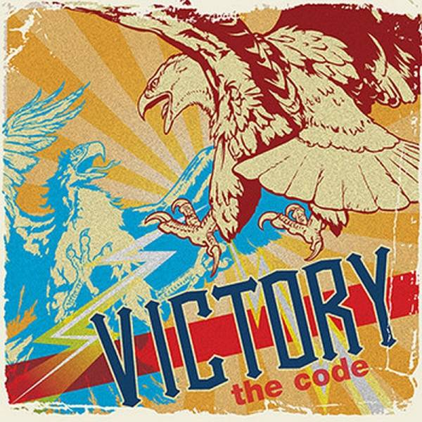 Victory - The Code, 7'' lim. 300 schwarz
