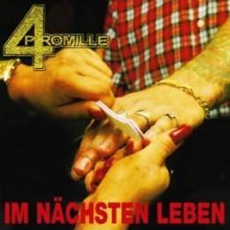 4 Promille - Im nächsten Leben, LP schwarz lim. 500