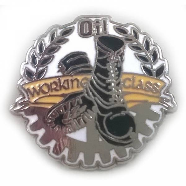 Oi! - Working Class, Pin