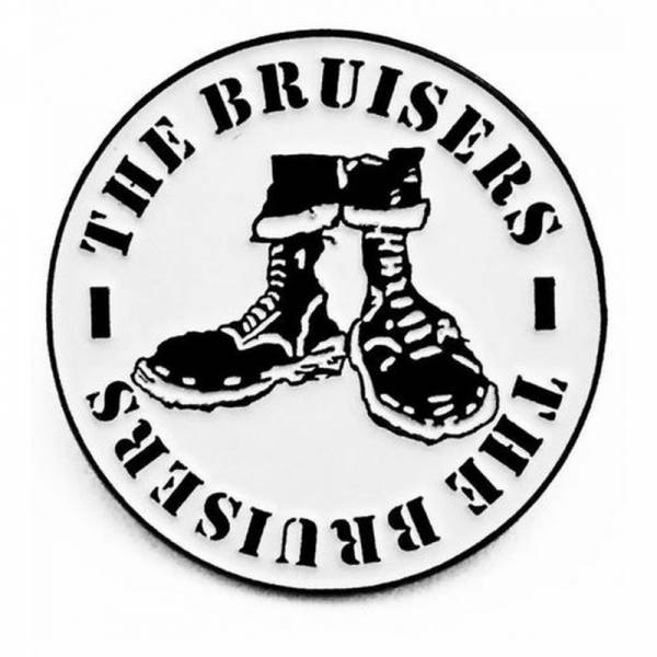 Bruisers, The - Boots, Pin
