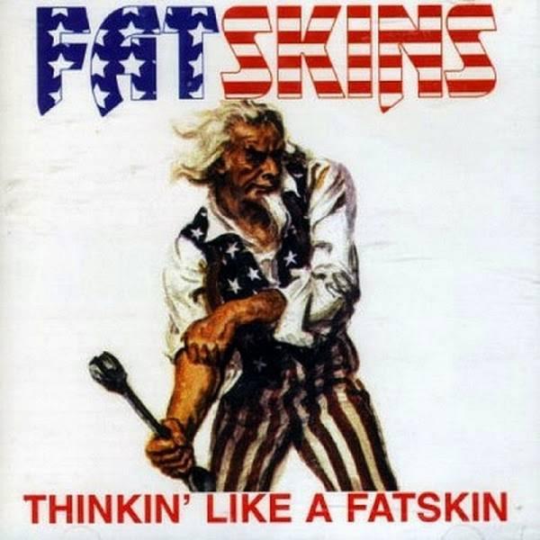 Fatskins – Thinkin' Like A Fatskin, LP verschiedene Farben