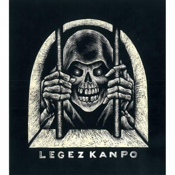 Legez Kanpo - s/t, 12'' black