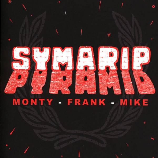 """Symarip Pyramid - Skinting/War on Mars, 7"""" lim. 300 verschiedene Farben"""