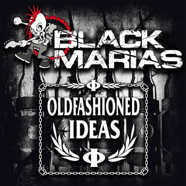 Black Marias / Oldfashioned Ideas - s/t, 7'' lim. 500 versch. Farben