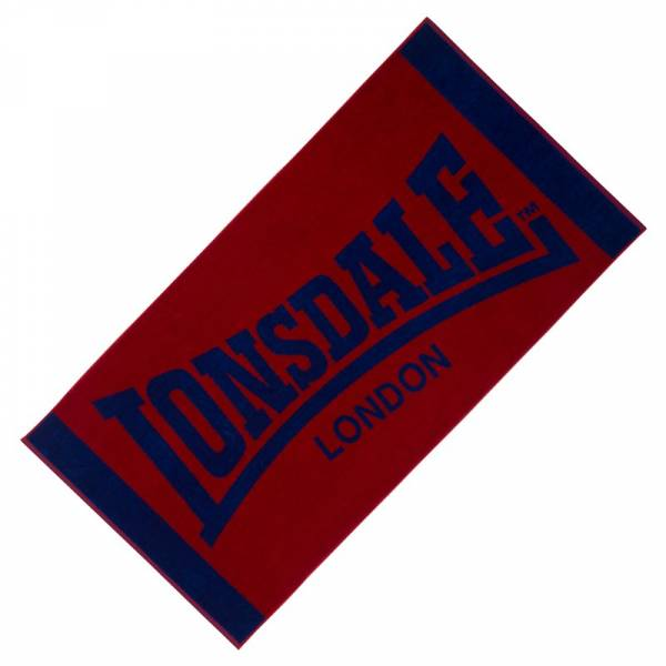 """Lonsdale - Logo, Badetuch """"Terry Towel"""""""