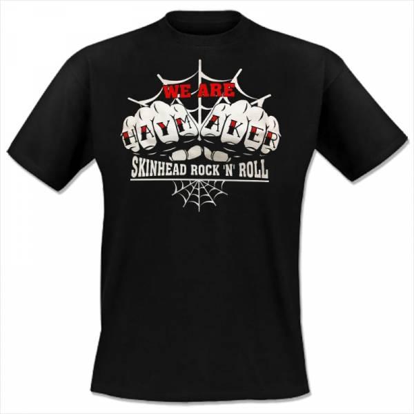 Haymaker - We are Haymaker, T-Shirt schwarz