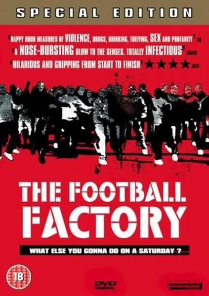 The Football Factory [UK Import], DVD ENGLISCH!