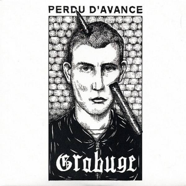 Grabuge - Perdu D'Avance, 12'' schwarz