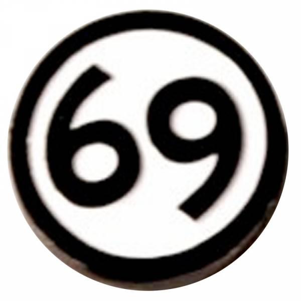 69, Pin