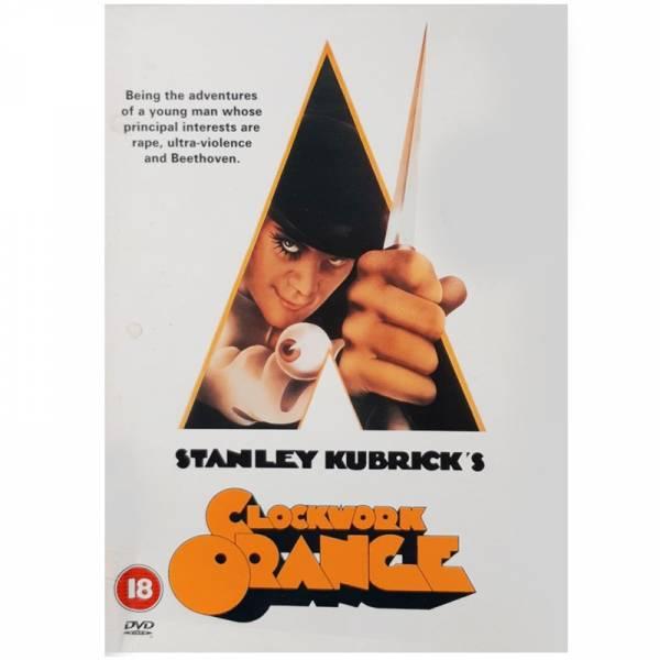 Clockwork Orange, DVD englisch, italienisch, französisch