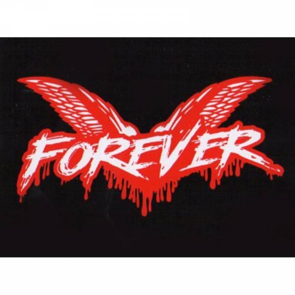 Cock Sparrer - Forever, Aufkleber