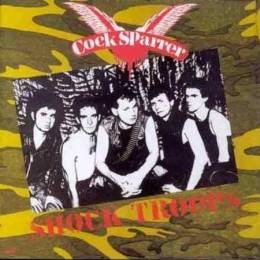 Cock Sparrer - Shock Troops, CD