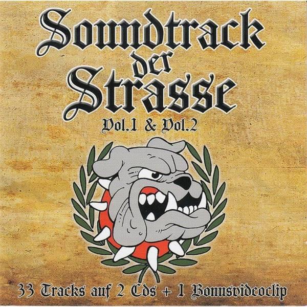V/A Soundtrack der Strasse Vol. 1 & Vol. 2, DoCD