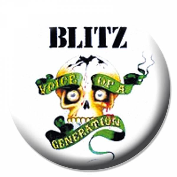Blitz - Voice of a generation, Button B019