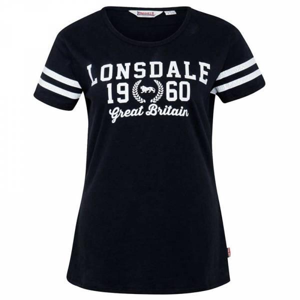 Lonsdale - Wakefield, Girly schwarz