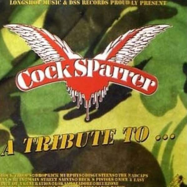 V/A A tribute to Cock Sparrer, CD