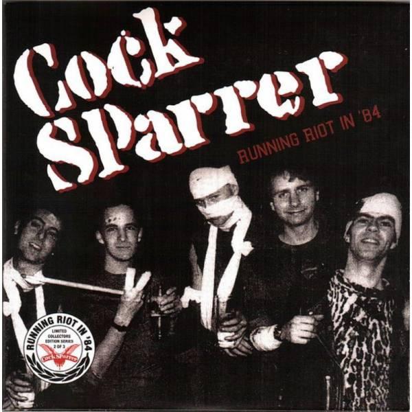 Cock Sparrer - Running Riot in '84 Series 2, 2 x 7'' Gatefold lim. verschiedene Farben