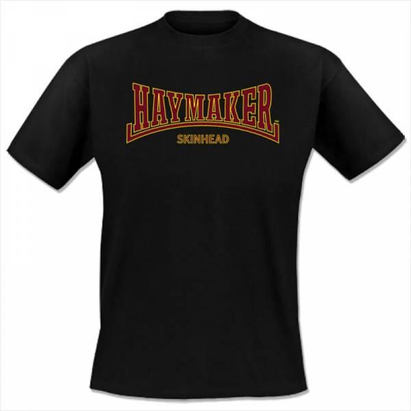 Haymaker - Lonsdale, T-Shirt schwarz