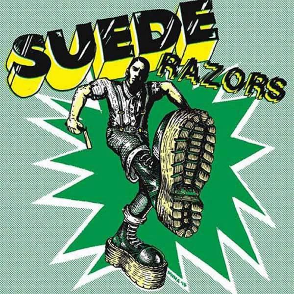 Suede Razors - Boys Night Out, 7'' 1.Pressung lim. verschiedene Farben