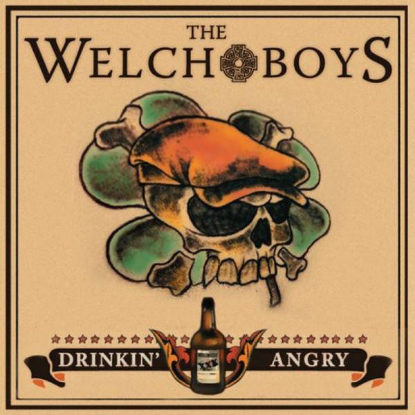 Welch Boys, The - Drinking Angry, CD