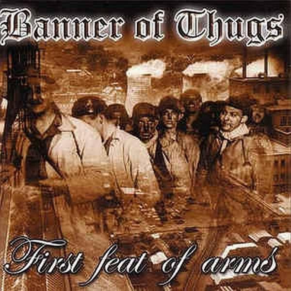 Banner of Thugs - First feat of arms, LP verschiedene Farben