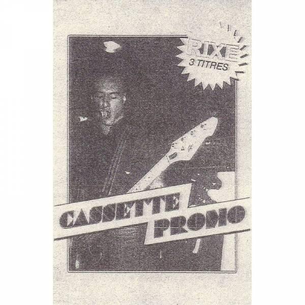 Rixe - Cassette Promo, Mini-Kasette