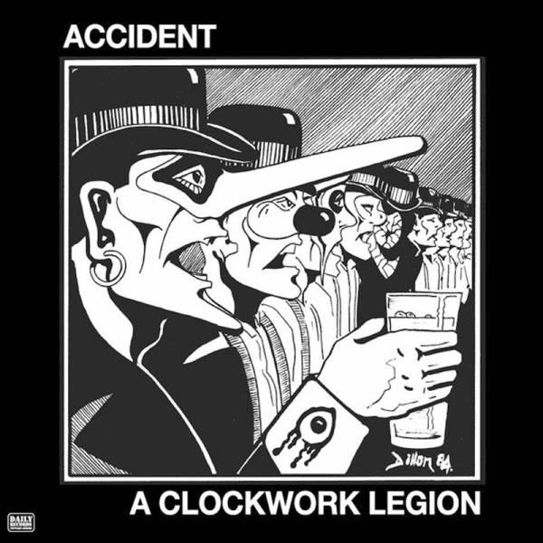 Major Accident – A clockwork legion, LP lim. 500 verschiedene Farben