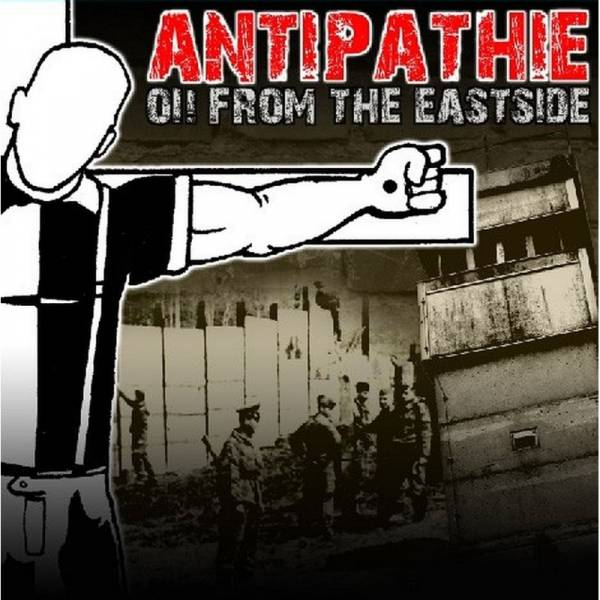 Antipathie - Oi! from the eastside, CD