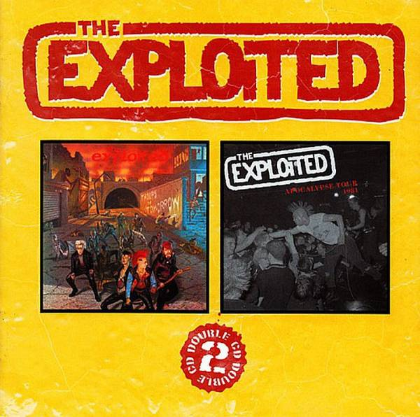 Exploited, The - Troops of tomorrow / Apocalypse, DoCD