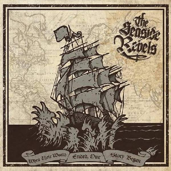 Seaside Rebels - When their world ended, our story began, CD