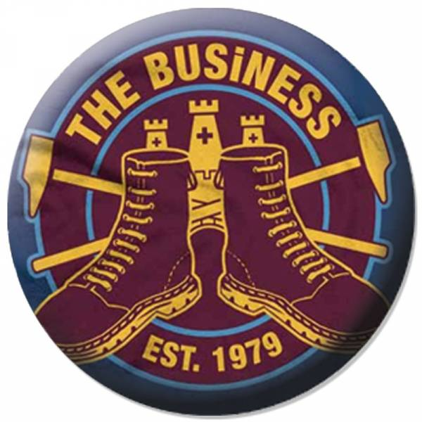Business, The - Est. 1979, Button B137