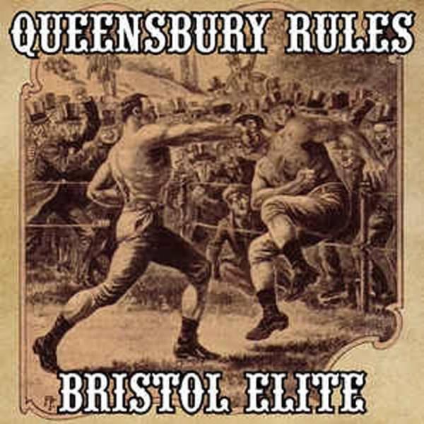 Queensbury Rules - Bristol elite, LP lim. 300 verschiedene Farben