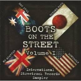 V/A Boots on the Street Volume 1, LP lim. 500 verschiedene Farben