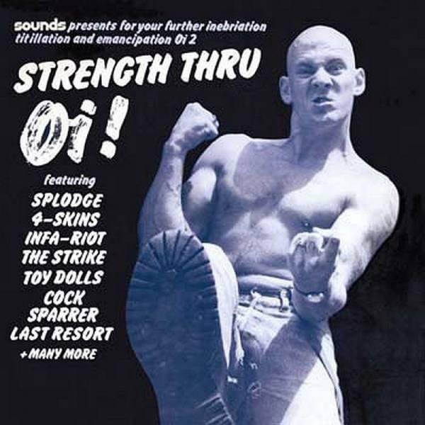 V/A Strength Thru Oi!, CD