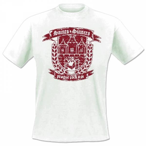 Saints & Sinners - Wappen, T-Shirt verschiedene Farben