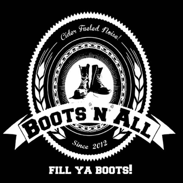 Boots'n'All - Fill ya Boots, LP limited verschiedene Farben