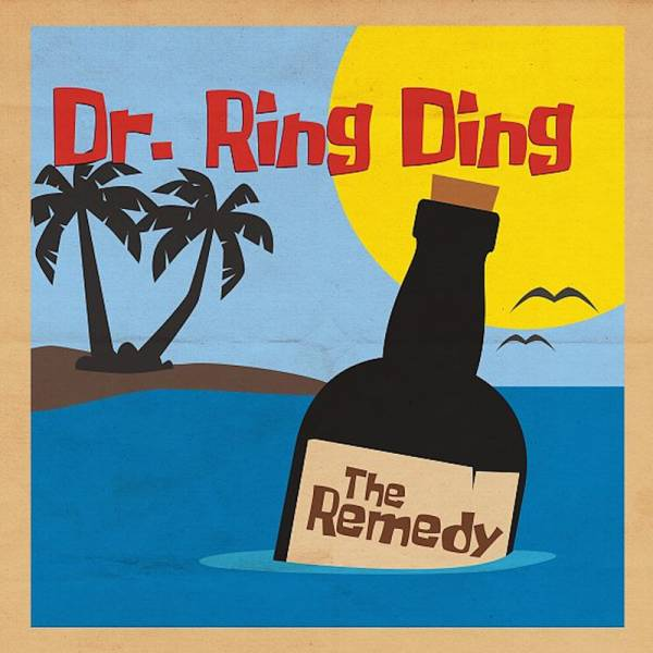 Dr. Ring-Ding - Once A Year, CD
