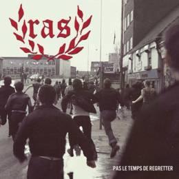 RAS - Pas le Temps de Regretter, CD DigiPack R.A.S.