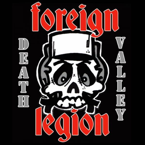 Foreign Legion - Death Valley, CD