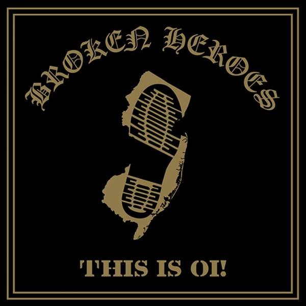 Broken Heroes - This is Oi!, LP lim. 300 verschiedene Farben BESCHÄDIGT