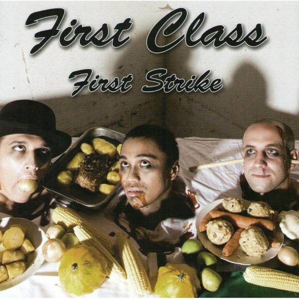 First Class - First Strike, CD