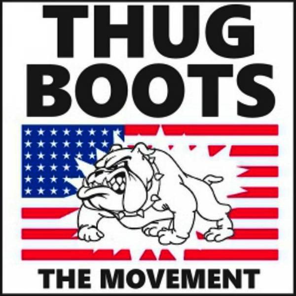 "Thug Boots – The Movement, 7"" schwarz lim. 100"