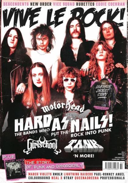 Vive Le Rock #84 - Motörhead, Magazin A4