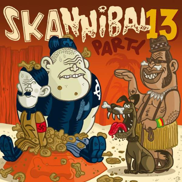 V/A Skannibal Party - Vol. 13, CD
