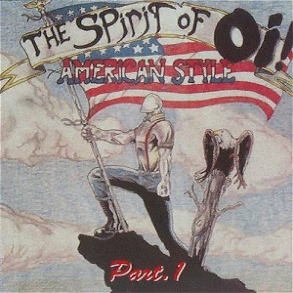 V/A The Spirit of Oi! Vol. 1, CD