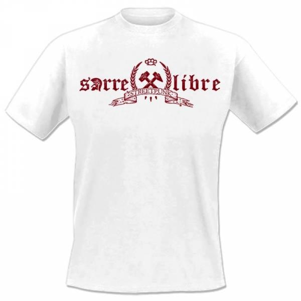 Sarre Libre - Logo, T-Shirt verschiedene Farben