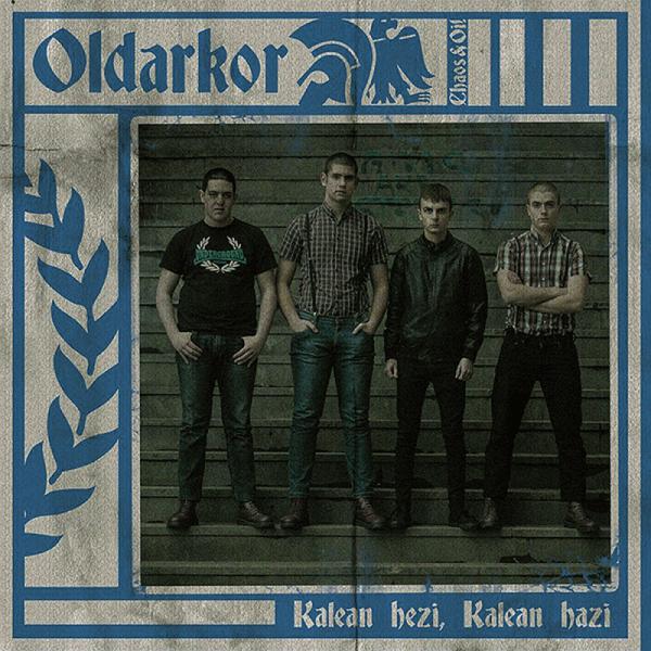 Oldarkor - Kalean Hezi, Kalean Hazi, 7'' schwarz